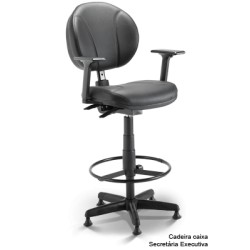 Cadeira Caixa Secretária Executiva